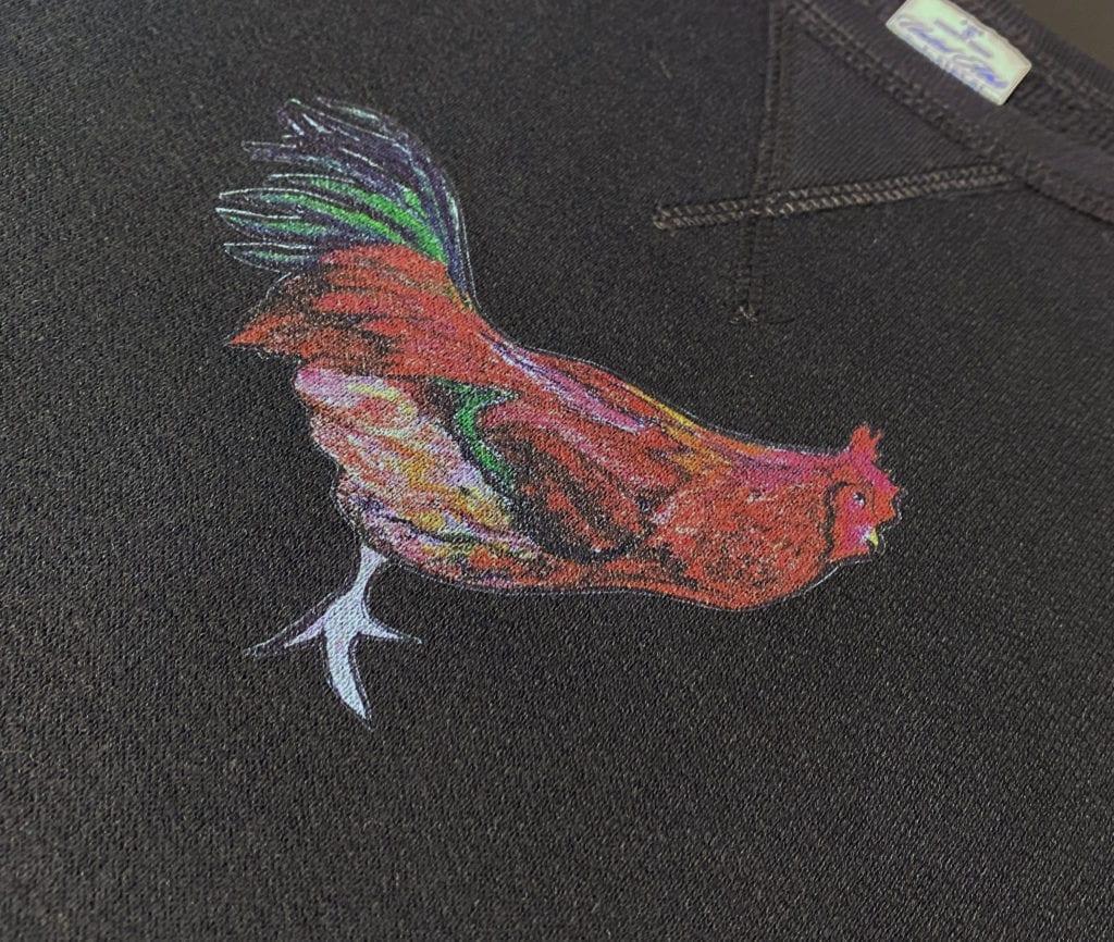 インクジェットプリント での Tシャツ 製作事例