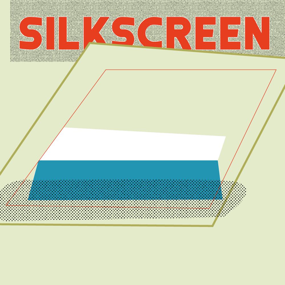 シルクスクリーンプリントオーダー