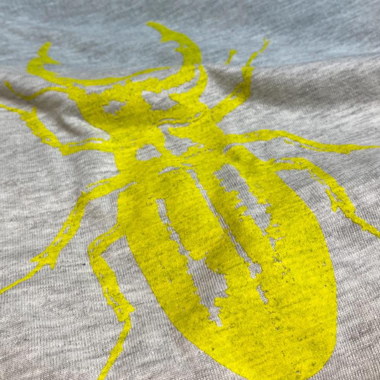 シルクスクリーン 製作例 Tシャツ プリント