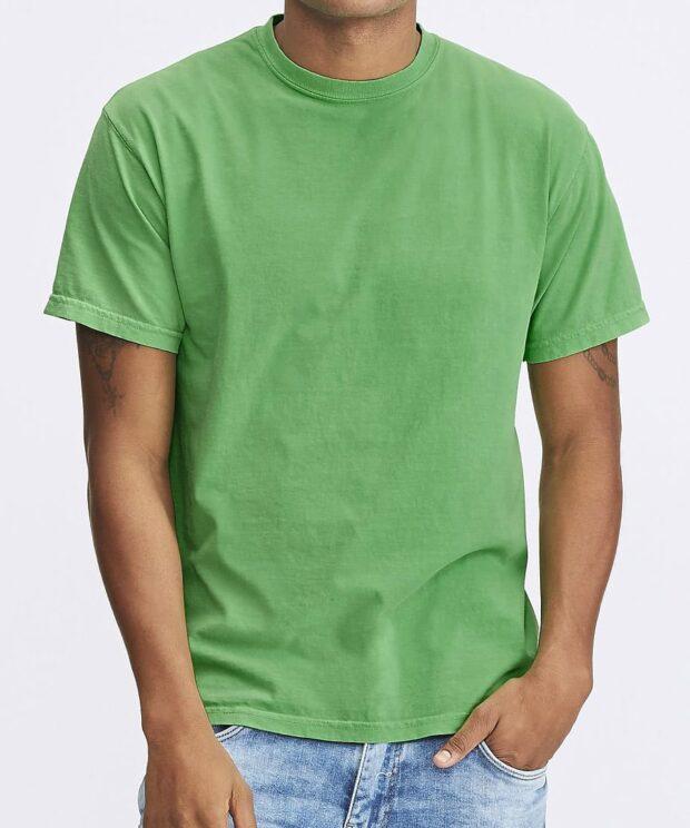 COMFORT COLORS 1717 6.1オンス アダルトリングスパン Tシャツ アメリカンフィット