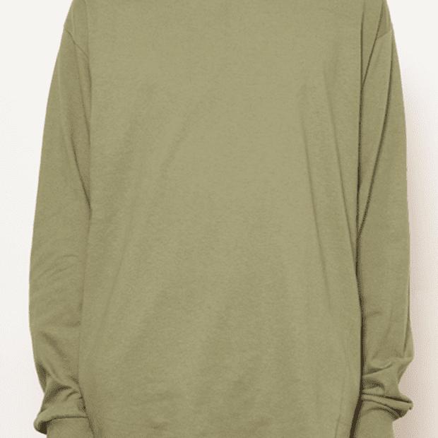 GILDAN 2400 6.0オンス ウルトラコットン ロングスリーブ Tシャツ