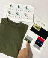 サスティナブルTシャツ